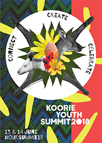 Koorie Youth Summit Logo